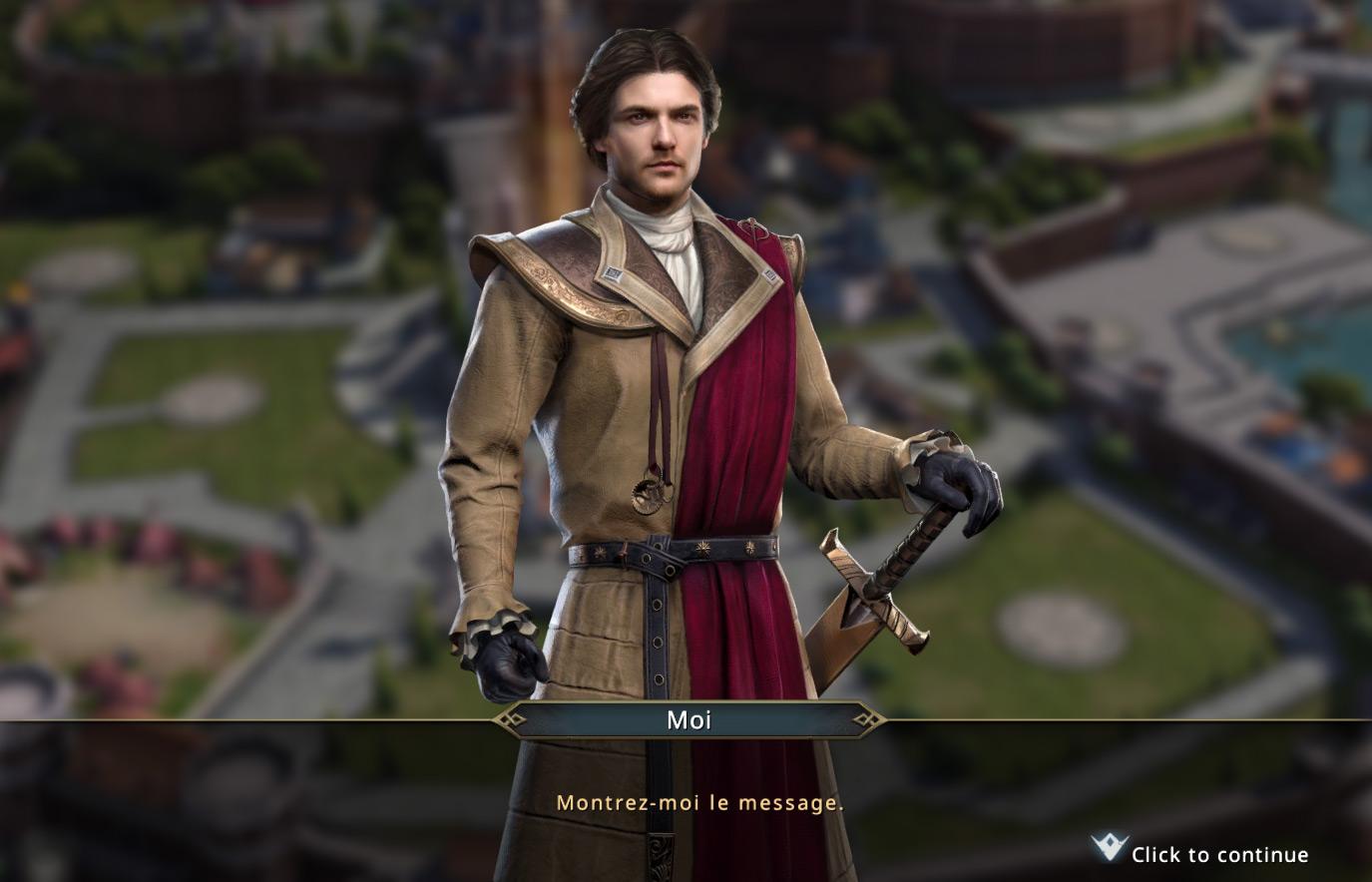 Mon premier lord