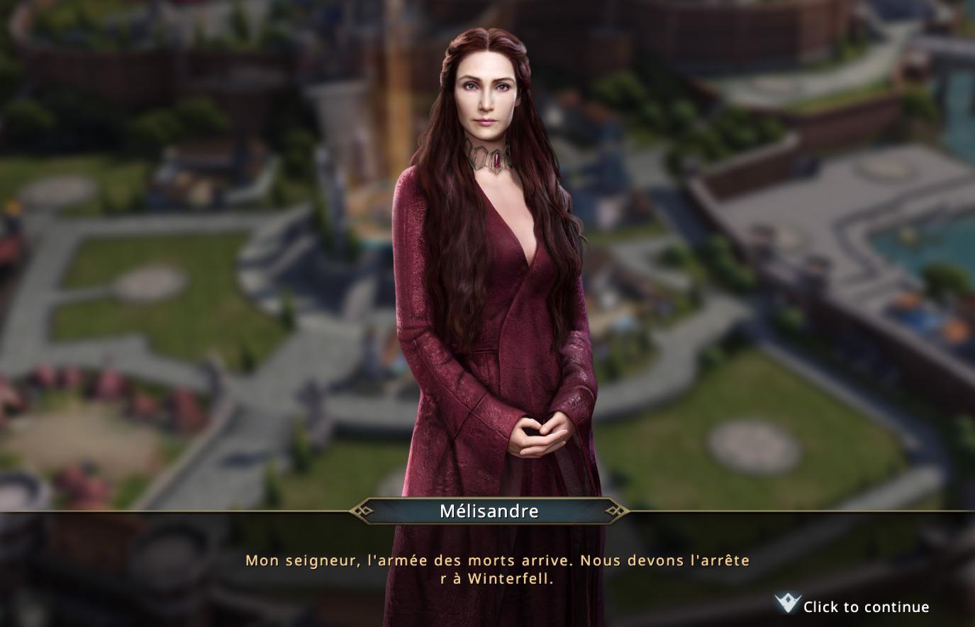Accueil Mélisandre