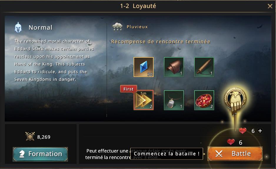 Chapitre 1-2 - Loyauté