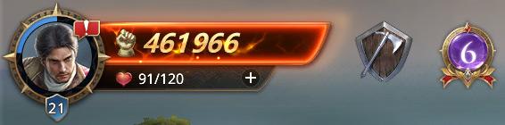 Lord niveau 21 prestige 461966