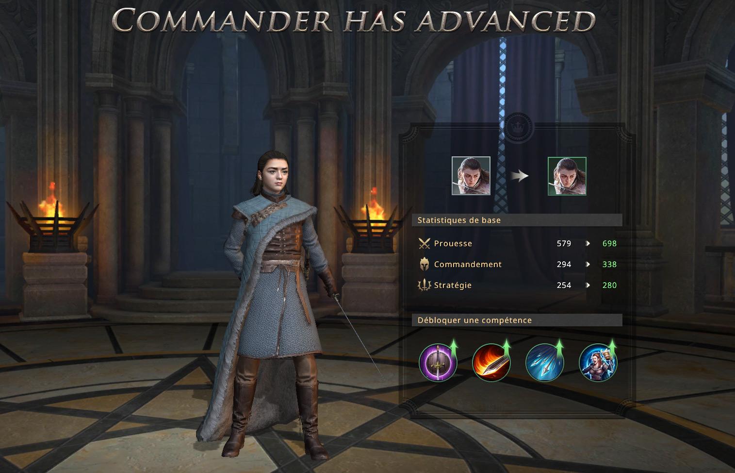 Arya en qualité verte