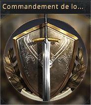 Catégorie Commandement de Lord