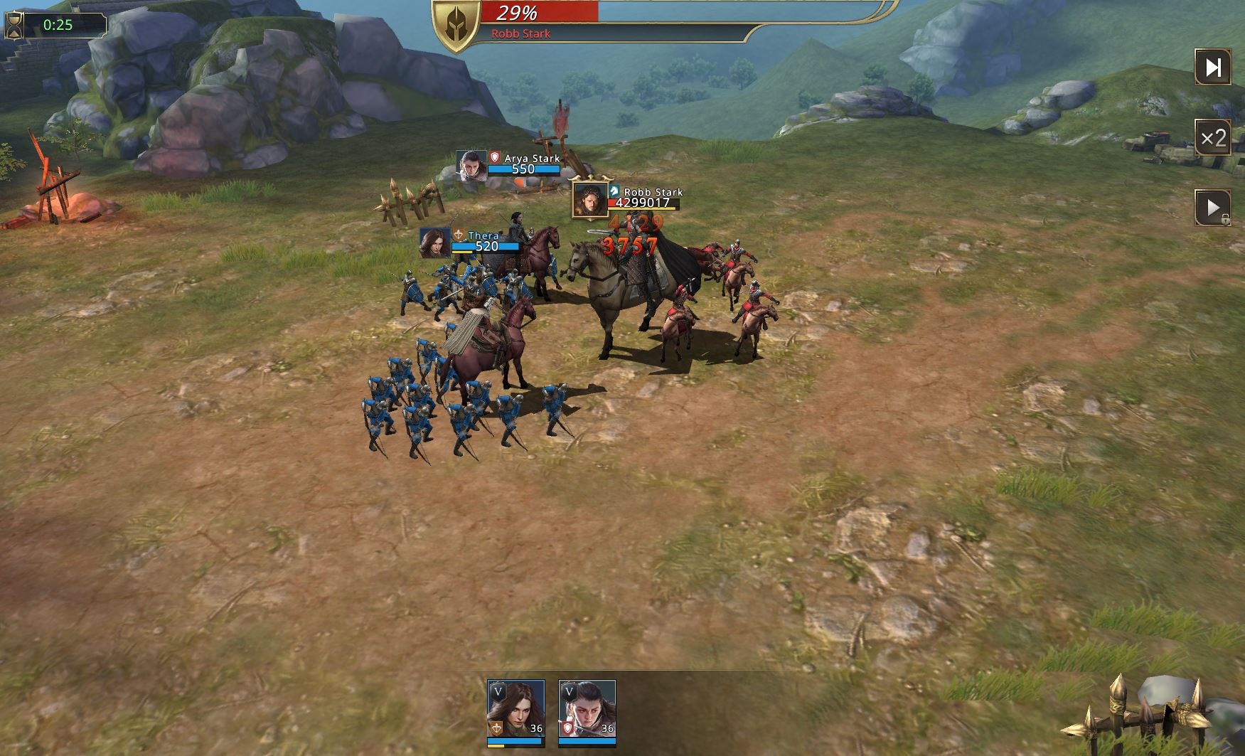Bataille de l'épreuve d'alliance