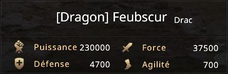 Nouveau nom du dragon