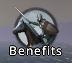 Icône benefits