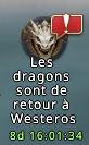 Dragons de retour Westeros