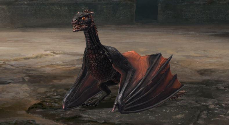 Jeune dragon