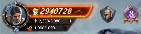 Lord niveau 39 avec 2940728