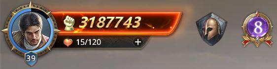 Lord niveau 39 avec 3187743 de prestige