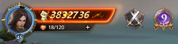 Lord niveau 45 avec 3832736