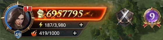 Lord niveau 48 avec 6957795 de prestige
