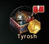Icône Tyrosh