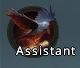 Icône assistant