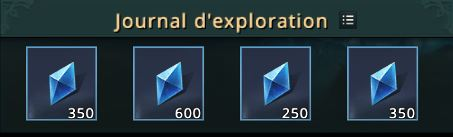 Gains dans la mise de diamants