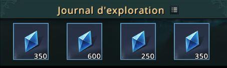 Gains dans la mise de diamants
