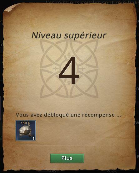 pass Westeros niveau 4