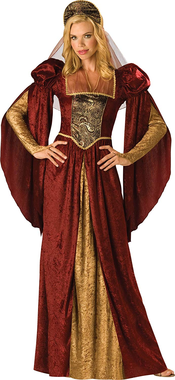 Robe longue déguisement Cersei Lannister Game of Thrones