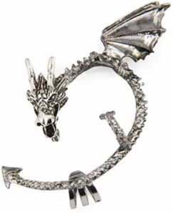 Dragon d'oreille déguisement Game of Thrones