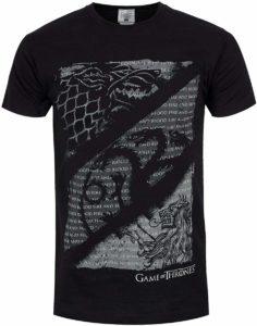 T-Shirt homme 3 maisons