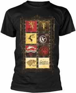 T-Shirt homme 8 maisons