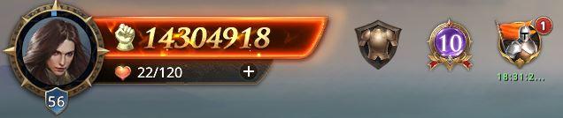 Lord niveau 56 avec 14304918