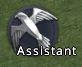 Nouvelle icône assistant