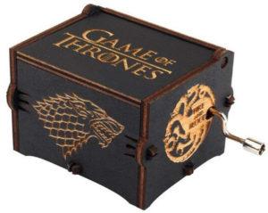 Boîte à musique Game of Thrones