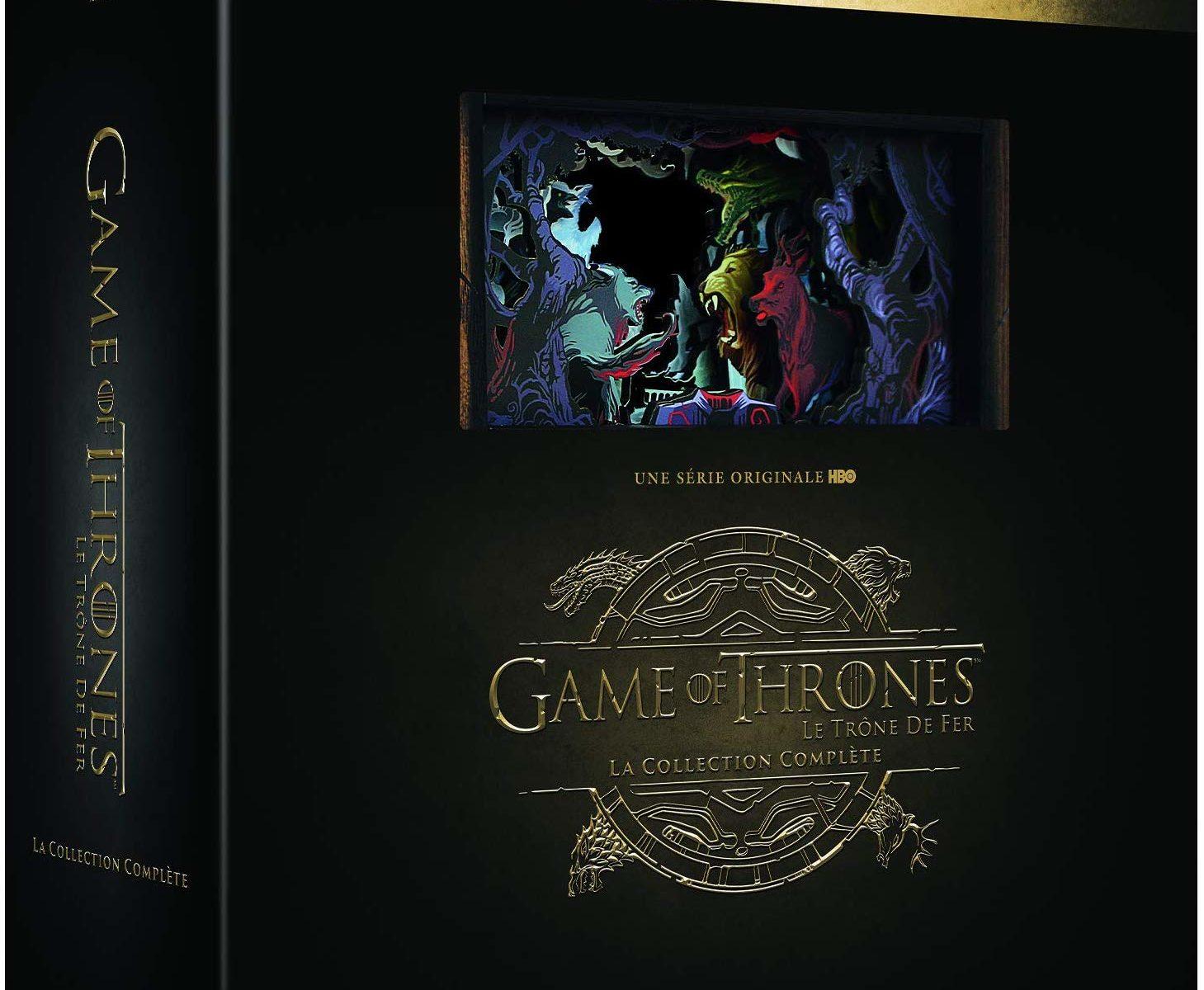 L'intégrale des saisons 1 à 8 édition Collector Limitée