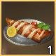 tarte à la lamproie