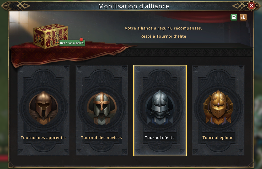 Fin de la mobilisation d'alliance