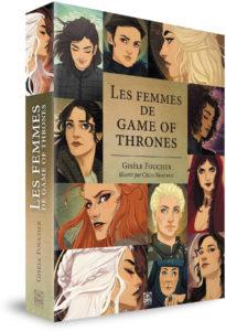 Les Femmes de Game of Thrones de Gisèle Foucher