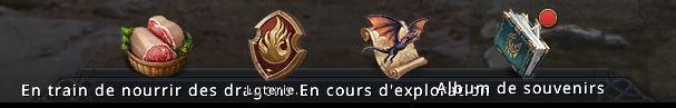 Nouvelles icônes dragon