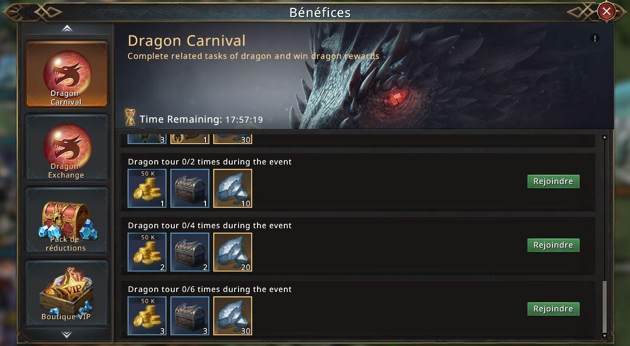 Missions Dragon carnival