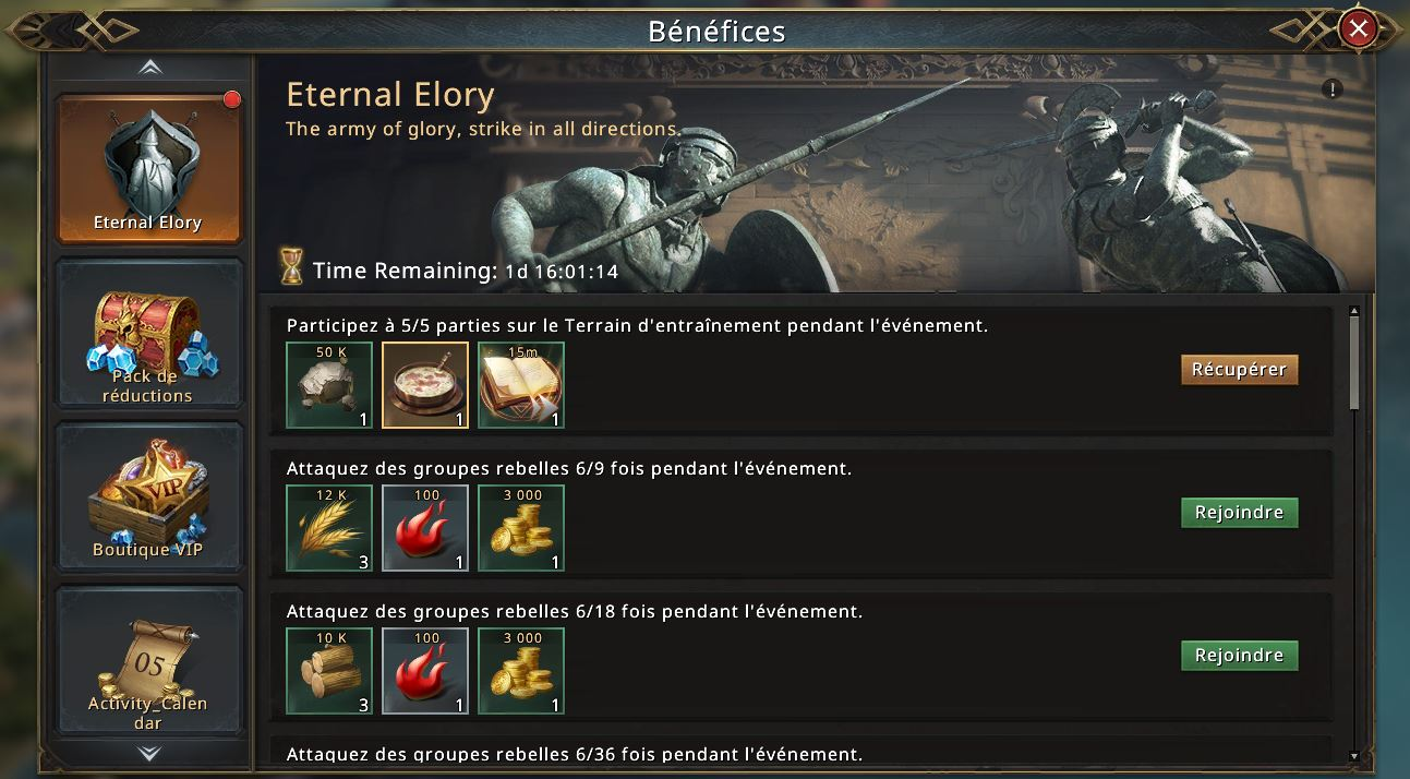 Eternal Elory