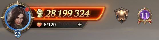Lord niveau 57 avec 28 199 324 millions de prestige