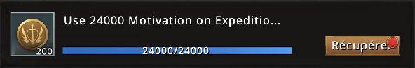 Mission utiliser 24000 de motivation accomplie