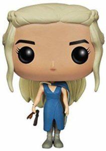 Daenerys robe bleue
