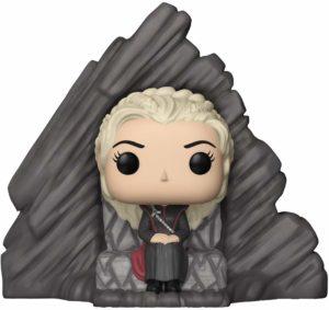 Figurine Daenerys trône
