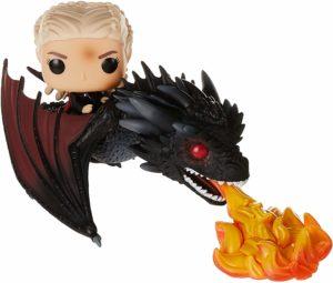 Figurine Daenerys et Drogon