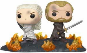 Figurine Daenerys et Jorah