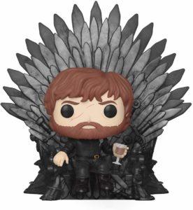 Figurine Tyrion sur le trône