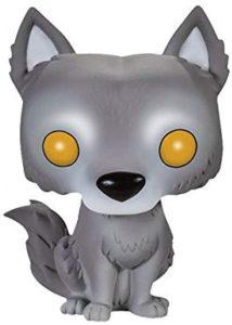 Figurine Vent gris