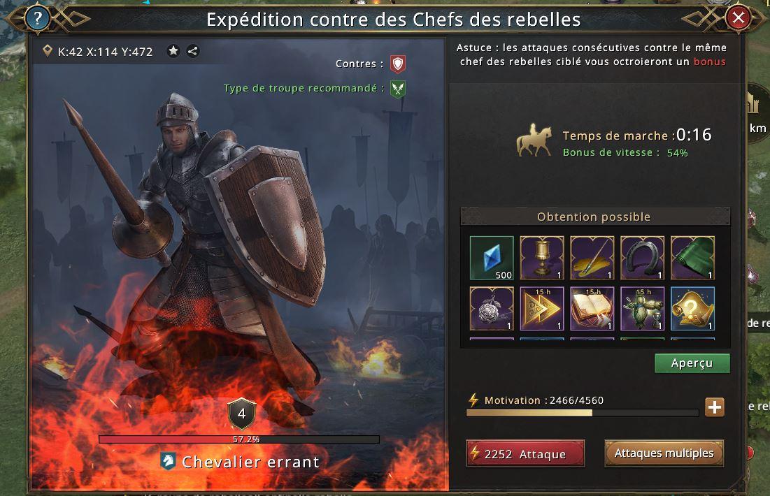 Chef rebelle