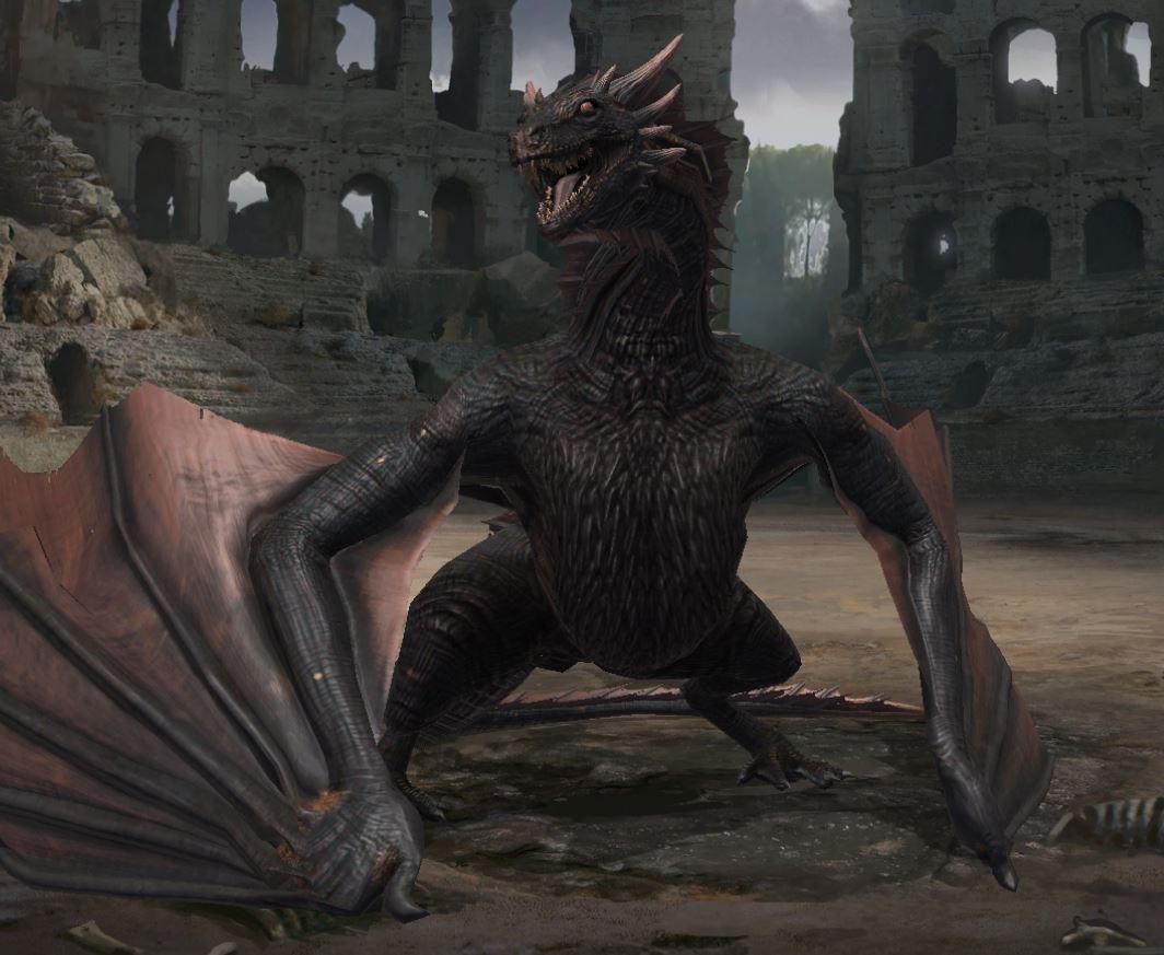 Dragon ancestral