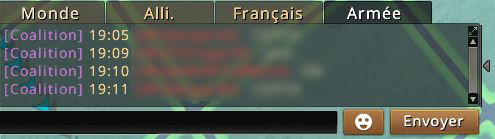 Chat de l'army of the dead