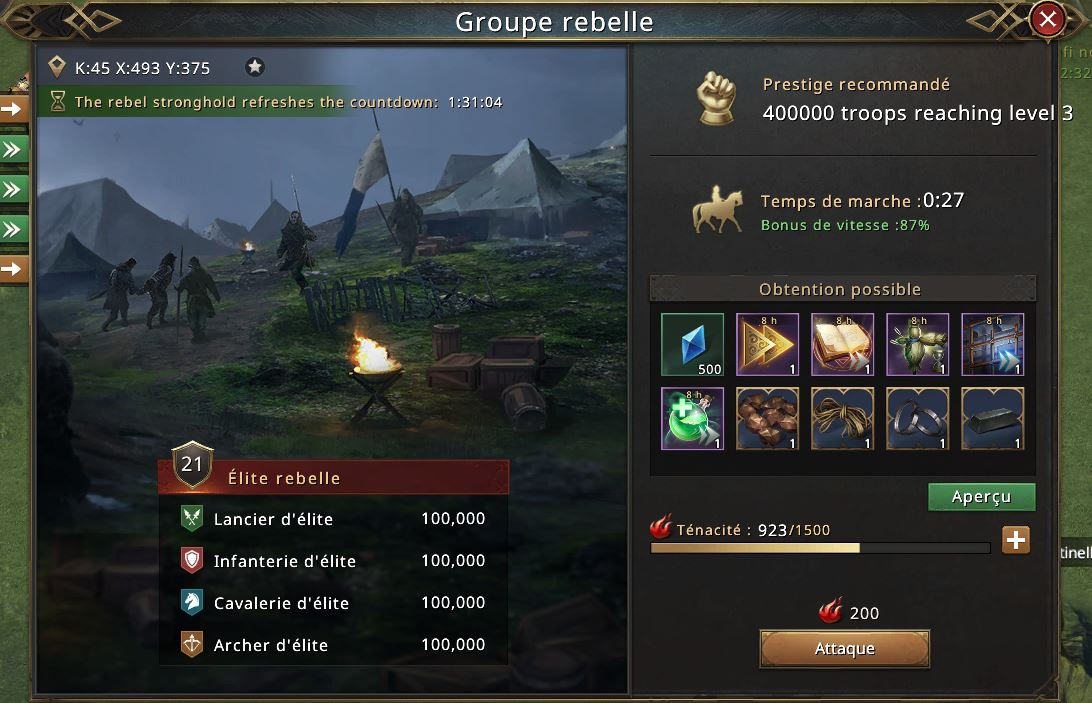 Groupe rebelle 21