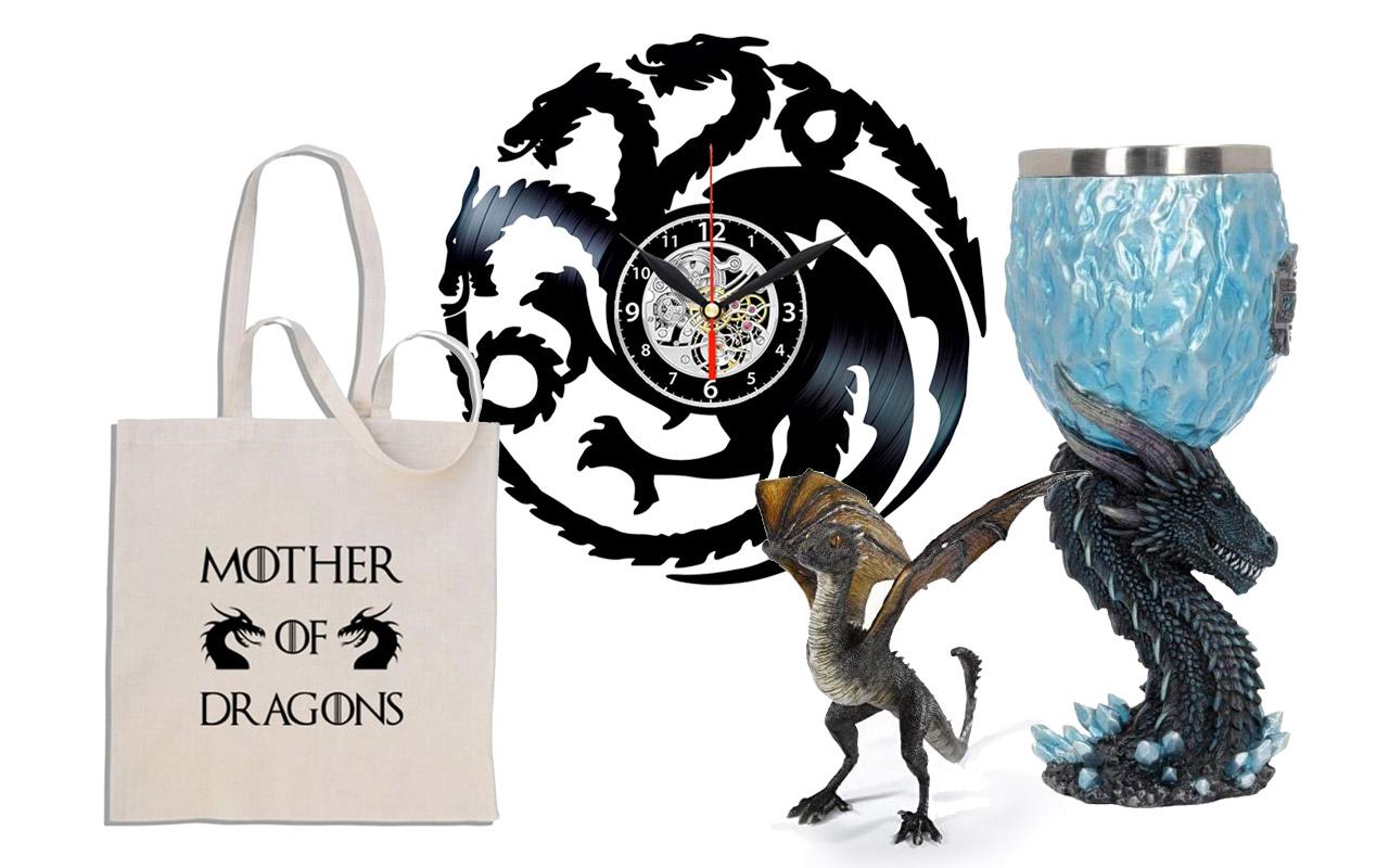 Idées cadeau dragon