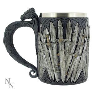 Mug trône de fer