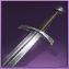 Epée en fer du Nord