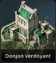 Donjon verdoyant
